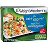 350G riz st jacques sauce fromage/bacon weight watchers