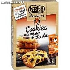 351G preparation cookies chocolat nestle