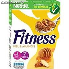 355G cereales miel amandes fitness