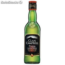 35CL whisky clan campbell 40°