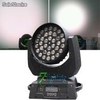 36 x 10w led Moving Head Zoom Wash Light