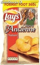 360G chips ancienne sel lay's