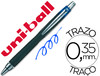 36307 Boligrafo uni-ball jetstram sxn-210 retractil color azul