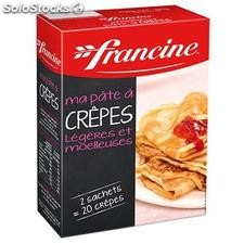 380G preparation pate a crepes francine