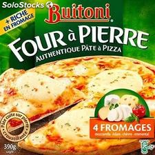 390G pizza four a pierre 3 fromages buitoni