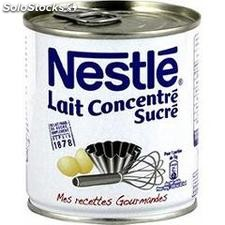 397G lait concentre sucre nestle