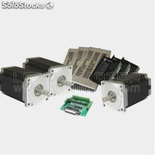 3Axis Nema 34 Stepper Motor 1600oz-in 3.5a cnc Router or Mill Longs Motor
