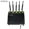 3g/4g Cell Phone Jammer with 5 Powerful Antenna ( 4g lte + 4g Wimax)