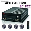 3g mobile dvr with gps for car use