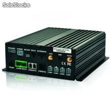3g wifi gps 4-ch funcional hdd Mobile dvr