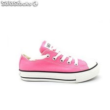 3J238 Zapatillas converse all star rosa