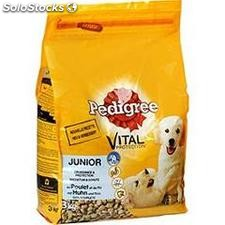 3KG croquettes chiot pedigree
