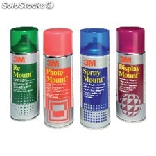 3M - Adhesivo Spray Mount Spray 400ml