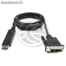 3m DisplayPort Cable (dp-m/dvi-dm) (YP33)