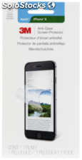3M Natural View Anti-Glare protector para iPhone 6