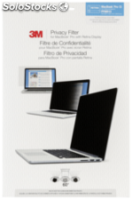 3M PFMR13 filtro de privacidad negro Apple MacBook Pro 13 Re.