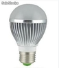 3w bombilla led alta brillante