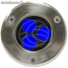 3W LED Focus 90mm blue light soil (NF35)
