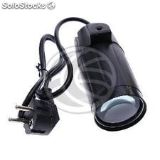 3W LED spotlight Pinspot red light (XF72)