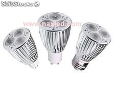 3x2W local led ligh-mr16