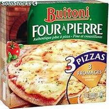 3X350G pizza fap 3 fromages buitoni
