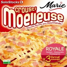 3X400G pizza royale marie