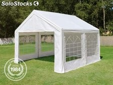 3x4m PE Marquee / Party Tent, white