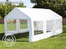3x6m PE Marquee / Party Tent, white