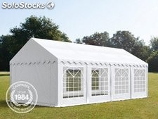 3x9m PVC Marquee / Party Tent, white