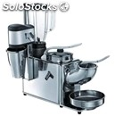 4 in 1 bar set: ice crusher/ citrus fruit juicer/ blender/ milk shaker - mod.