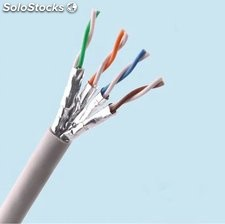 4 pares de cables de red cable Ethernet Cat6A cable LAN cables al por mayor