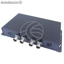4-port repeater sdi hd-sdi sd-sdi 3G-sdi NewBridge (DI33)