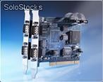 4 porta seriais rs-232.plug & play - nx-4s-pci-db-r1
