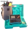 4-Terminal Ground Resistance & Soil Resistivity Tester
