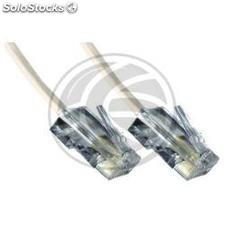 4-Wire Telephone Cable RJ11 lshf (15m) (RT26)