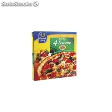 400G pizza 4 saisons grand jury