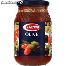 400G sauce aux olives barilla
