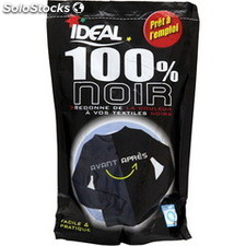 400G teinture 100% noir ideal