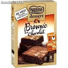 405G preparation brownies chocolat nestle