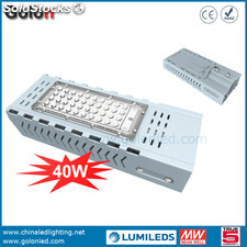 40W LED Street Lamp Light with Philips SMD3030 chip