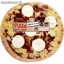 420G pizza au chevre toque angevine