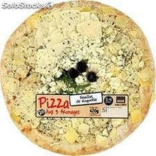 420G pizza aux 5 fromages toque angevine