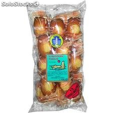 430G 13 grosses madeleines pur beurre individuelles armor