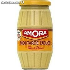435G moutarde douce amora