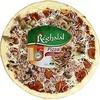 450G pizza dinde champignons halal reghalal