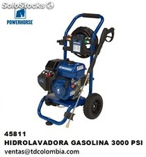 45811 hidrolavadora gasolina 3000 psi (Disponible solo para Colombia)
