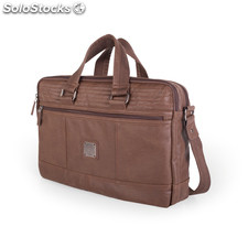 45840 laptop bag 15 lenda nova Brown