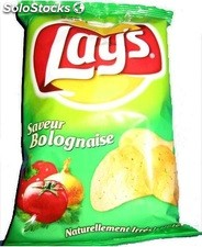 45G chips bolognese lay's