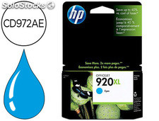 46947 Ink-jet hp 920xl cian 700pag officejet/920/6500