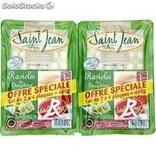 480G 6 ravioles label rouge saint jean